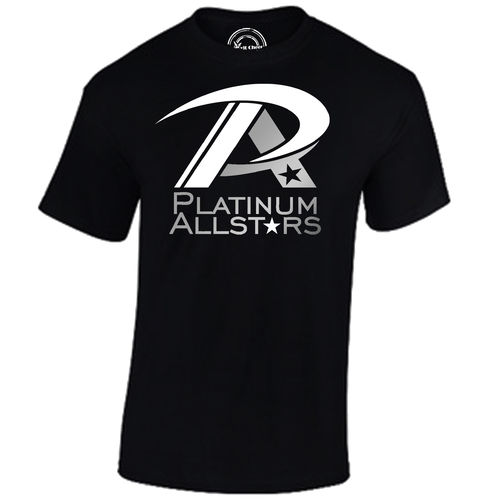 Official Platinum AllStars Training T - BLACK