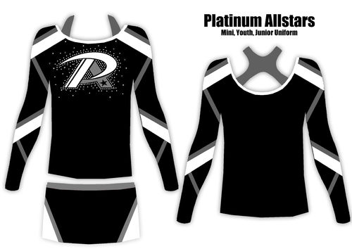 Black Club Uniform