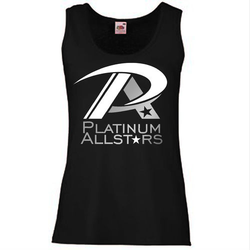 SALE - Platinum Allstars Vest Top - Limited Stock
